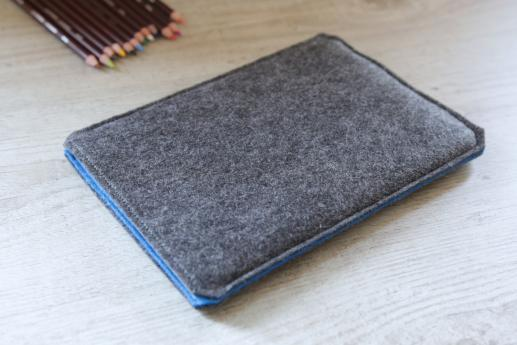 Apple iPad Air case sleeve pouch dark felt pocket