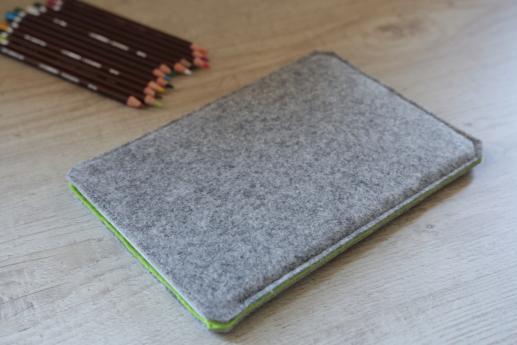 Samsung Galaxy Tab A 8.0 case sleeve pouch light felt