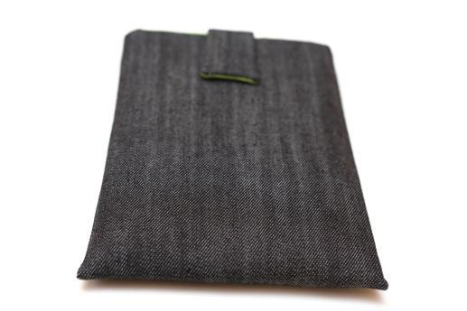 Kobo Glo sleeve case ereader dark denim with magnetic closure