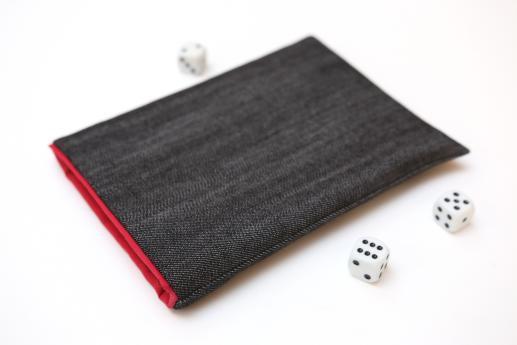 Kobo Mini sleeve case ereader dark denim