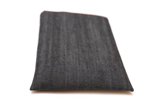 Kobo Glo HD sleeve case ereader dark denim