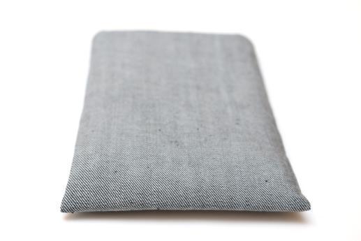 Kobo Aura sleeve case ereader light denim