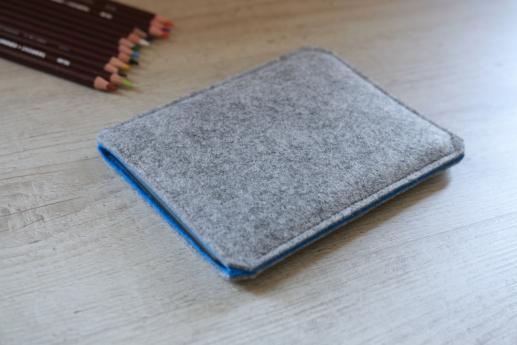 Kobo Glo HD handmade sleeve case pouch ereader light felt