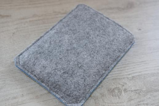 Kobo Aura sleeve case ereader light felt