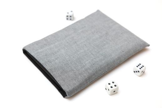 Kobo Forma sleeve case ereader light denim